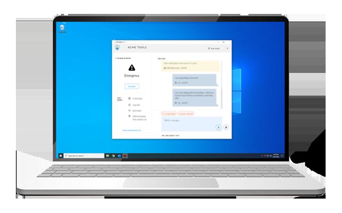 image of Desktop App