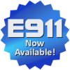E911 Now Available