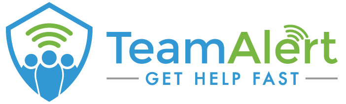 TeamAlert Logo - TeamAlert - Get help fast
