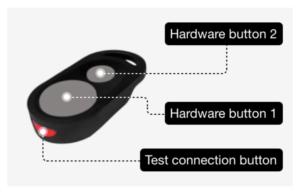 Bluetooth Panic Button